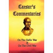 C. Julius Caesar's Commentaries of his wars in Gaul and civil war with Pompey by Julius Caesar