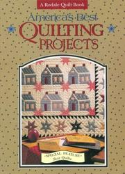 America&#39;s best quilting projects by Marianne Fons