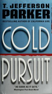 Cover of: Cold pursuit by T. Jefferson Parker
