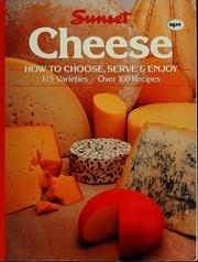 Cheese by Sunset Books