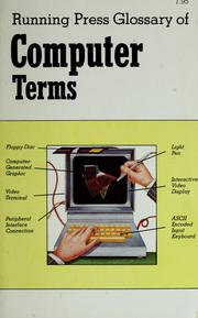Running Press glossary of computer terms PDF