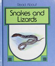 Snakes and lizards PDF