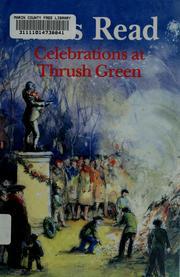 Celebrations at Thrush Green PDF