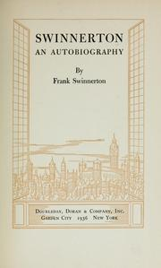 Swinnerton by Swinnerton, Frank