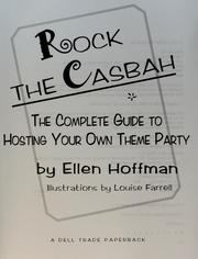 Cover of: Rock the Casbah by Hoffman, Ellen