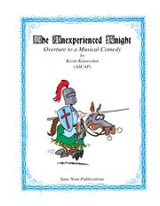 The Inexperienced Knight - Overture to a Musical Comedy PDF