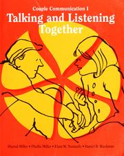 Talking and listening together PDF