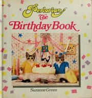 Cover of: The birthday book by Suzanne Green