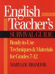 English Teacher&#39;s Survival Guide by Mary Lou Brandvik