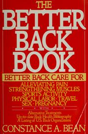The better back book PDF