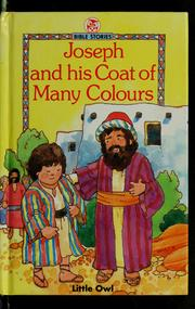 Joseph and His Coat of Many Colours (Little Owl Bible Stories) PDF