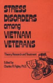 Stress Disorders Among Vietnam Veterans PDF