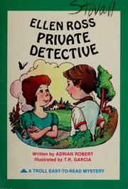 Ellen Ross, private detective PDF