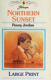 Cover of: Northern Sunset by Penny Jordan