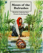 Moses of the bulrushes by Catherine Storr