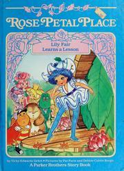 Lily-Fair learns a lesson PDF