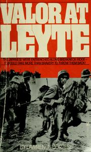 Valor at Leyte by L. Cortesi