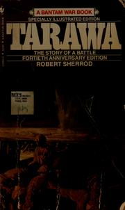 Cover of: Tarawa by Robert Sherrod
