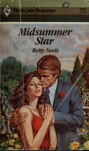 Cover of: Midsummer Star by Betty Neels