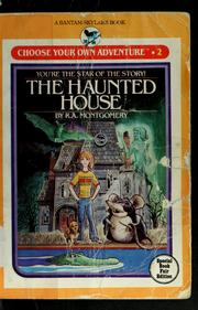 The haunted house by R. A. Montgomery