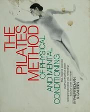 The Pilates method of physical and mental conditioning PDF