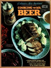 Cooking With Beer by Annette Ashlock Stover