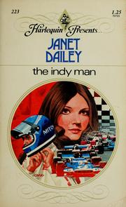 The Indy man by Janet Dailey