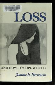 Loss and how to cope with it PDF