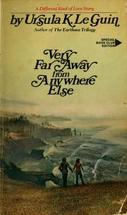 Very far away from anywhere else PDF