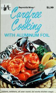 Reynolds Cooking With Foil eBook