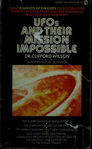 U.F.Os-- and their mission impossible PDF