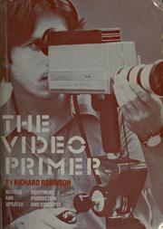The video primer by Robinson, Richard