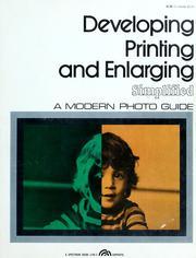 Developing, printing & enlarging simplified PDF