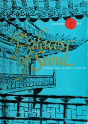 Palaces of Seoul by Edward Ben Adams