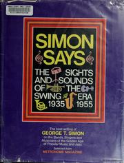 Simon says by George Thomas Simon