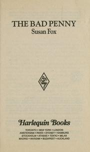 Bad Penny by Susan Fox