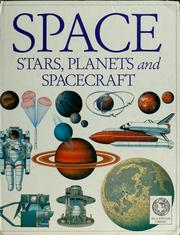 Cover of: Space by Sue Becklake
