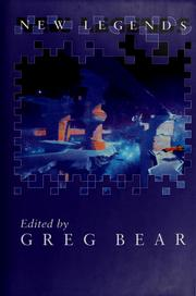 Cover of: New Legends by Greg Bear