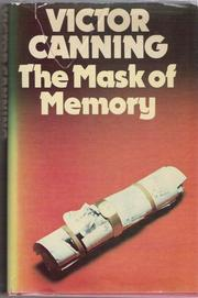 The mask of memory by Victor Canning
