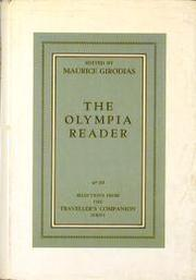 The Olympia reader by Maurice Girodias