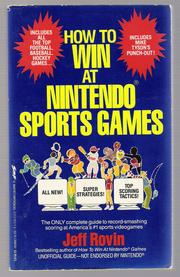 How to Win at Nintendo Sports Games by Jeff Rovin