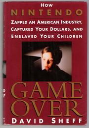 Game Over by David Sheff