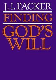 Finding Gods Will PDF