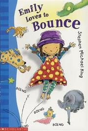 Cover of: Emily Loves to Bounce by Stephen King
