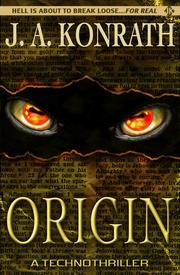 Origin by J.A. Konrath & Jack Kilborn