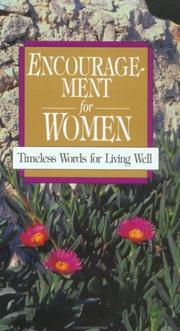 Encouragement for Women (Pocketpac Books)