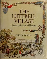 The Luttrell village by Sheila Sancha