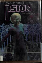Cover of: Psion by Joan D. Vinge
