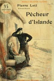 Cover of: Pêcheurs d'Islande by Pierre Loti