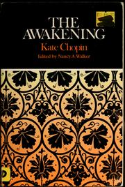 Cover of: The awakening by Kate Chopin